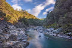 Smooth Water on the Yuba