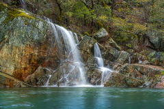 Yuba River Waterfall